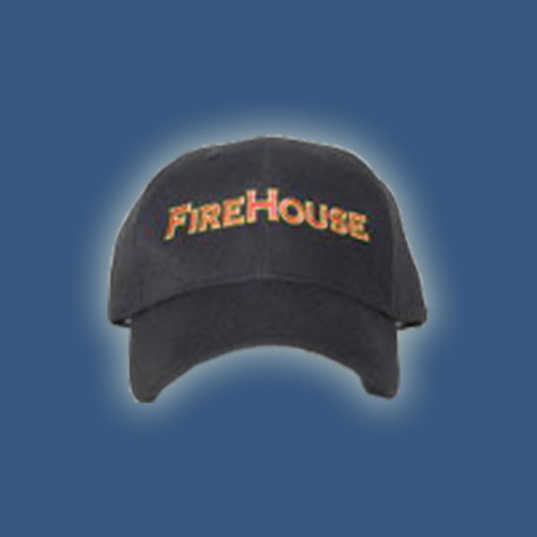 FireHouse Logo Hat
