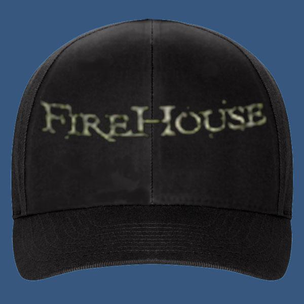 Black FireHouse Hat